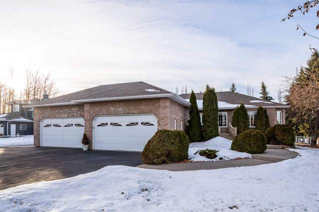 32 26106 TWP RD 532 A, Rural Parkland County, AB T7Y 1A3 (#E4225049) :: Müve Team | RE/MAX Elite