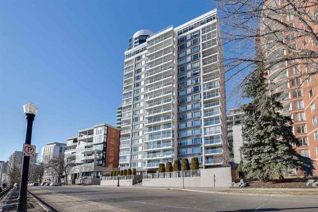 1001 11920 100 Avenue, Edmonton, AB T5K 0K5 (#E4225055) :: Initia Real Estate