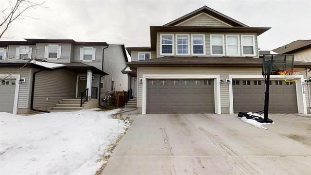 3516 9 Street, Edmonton, AB T6T 1A2 (#E4225059) :: RE/MAX River City
