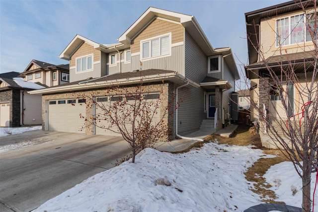 2512 22 Avenue, Edmonton, AB T6T 0Y4 (#E4225060) :: The Foundry Real Estate Company