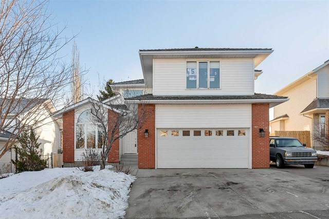 3 Highview Court, Sherwood Park, AB T8A 5K8 (#E4225073) :: Müve Team | RE/MAX Elite