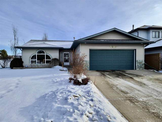5317 56 Street, St. Paul Town, AB T0A 3A1 (#E4225083) :: The Foundry Real Estate Company
