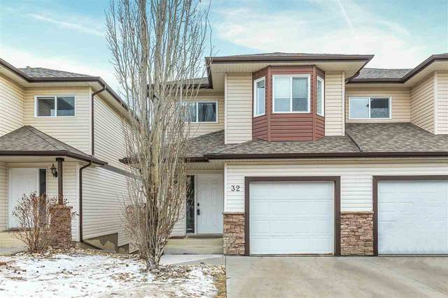 32 171 Brintnell Boulevard, Edmonton, AB T5Y 0C6 (#E4225086) :: The Foundry Real Estate Company