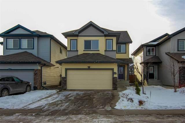 3351 16B Avenue, Edmonton, AB T6T 0P1 (#E4225092) :: The Foundry Real Estate Company