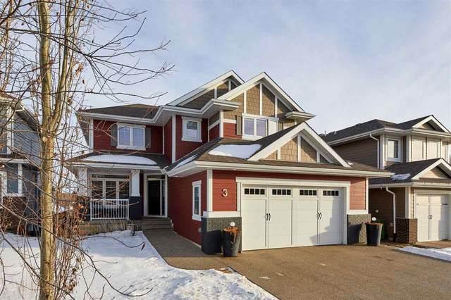 3 Oak Vista Drive, St. Albert, AB T8N 7H2 (#E4225097) :: The Foundry Real Estate Company