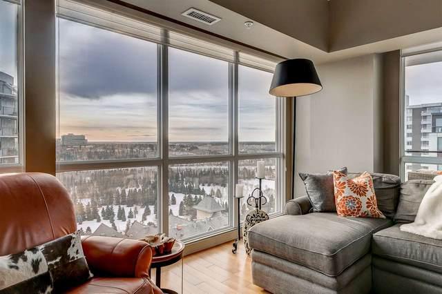 1502 10046 117 Street, Edmonton, AB T5K 1X2 (#E4225099) :: Initia Real Estate