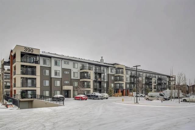 422 390 Windermere Road, Edmonton, AB T6W 0R1 (#E4225105) :: The Foundry Real Estate Company
