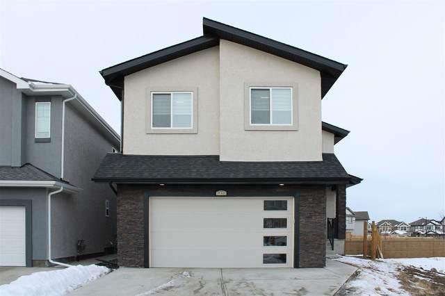 6233 167A Avenue, Edmonton, AB T5Y 0Z8 (#E4225107) :: The Foundry Real Estate Company