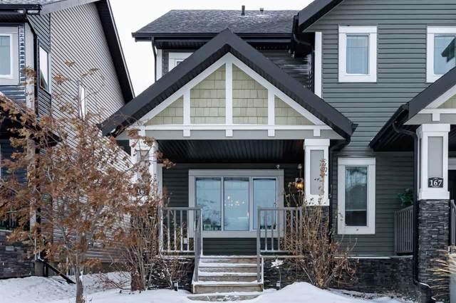 165 Hawks Ridge Boulevard, Edmonton, AB T5S 0H6 (#E4225117) :: Müve Team | RE/MAX Elite