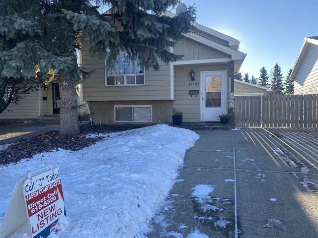 18507 95A Avenue, Edmonton, AB T5T 3W4 (#E4225118) :: The Foundry Real Estate Company