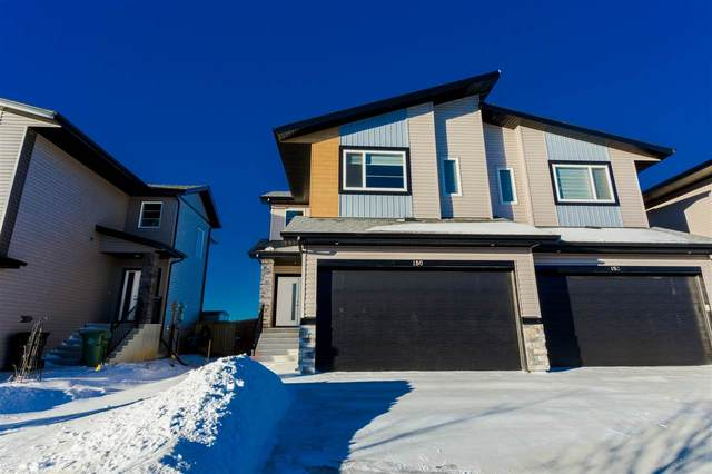 126 Awentia Street, Leduc, AB T9E 1H3 (#E4225119) :: The Foundry Real Estate Company