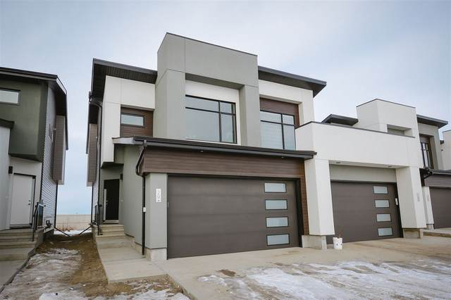29 50 Edinburgh Court N, St. Albert, AB T8N 6M8 (#E4225120) :: The Foundry Real Estate Company