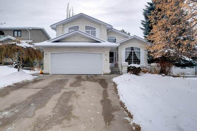 14 Harwood Drive, St. Albert, AB T8N 5V5 (#E4225123) :: The Foundry Real Estate Company