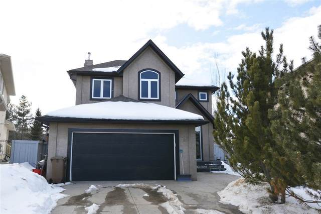 24 Kingsdale Crescent, St. Albert, AB T8N 7J3 (#E4225129) :: The Foundry Real Estate Company