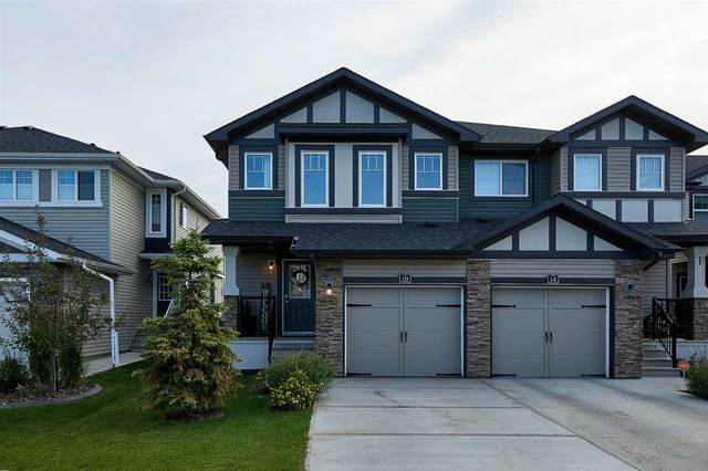 10 Aberdeen Crescent, Sherwood Park, AB T8H 0Z2 (#E4225130) :: The Foundry Real Estate Company