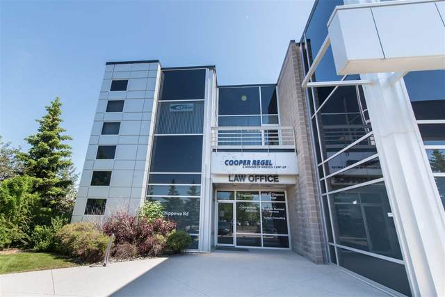 #77 77 CHIPPEWA RD, Sherwood Park, AB T8A 6J7 (#E4225136) :: The Foundry Real Estate Company