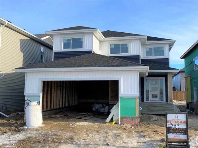 3201 Pelerin Crescent, Beaumont, AB T4X 2Y1 (#E4225147) :: The Foundry Real Estate Company