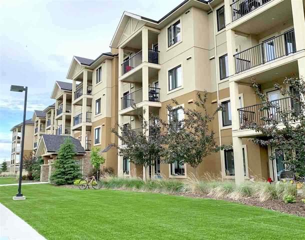 202 1031 173 Street, Edmonton, AB T6W 3E4 (#E4225151) :: The Foundry Real Estate Company