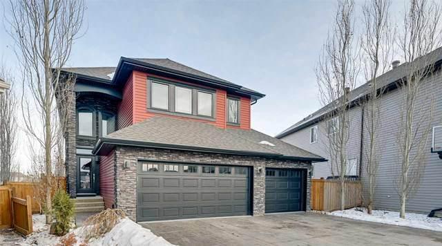 705 37A Avenue, Edmonton, AB T6T 0S2 (#E4225155) :: Müve Team | RE/MAX Elite