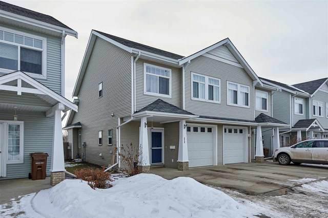 11 200 Erin Ridge Drive, St. Albert, AB T8N 7E2 (#E4225161) :: The Foundry Real Estate Company