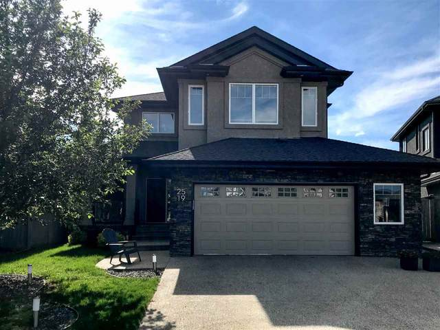 2519 Warry Bay SW, Edmonton, AB T6W 0P1 (#E4225163) :: The Foundry Real Estate Company