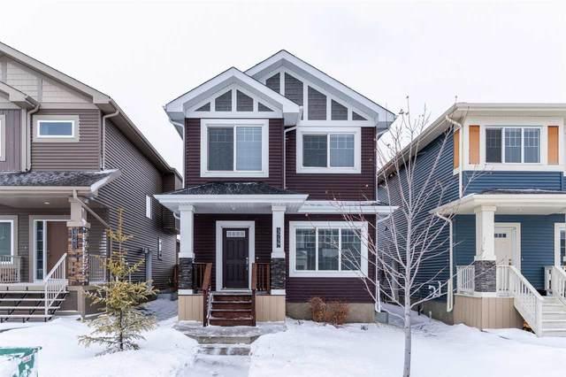 3739 Weidle Crescent, Edmonton, AB T6X 2E2 (#E4225175) :: The Foundry Real Estate Company