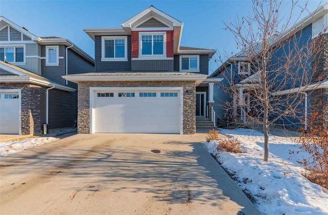 3642 Hummingbird Way, Edmonton, AB T5S 0K7 (#E4225179) :: The Foundry Real Estate Company