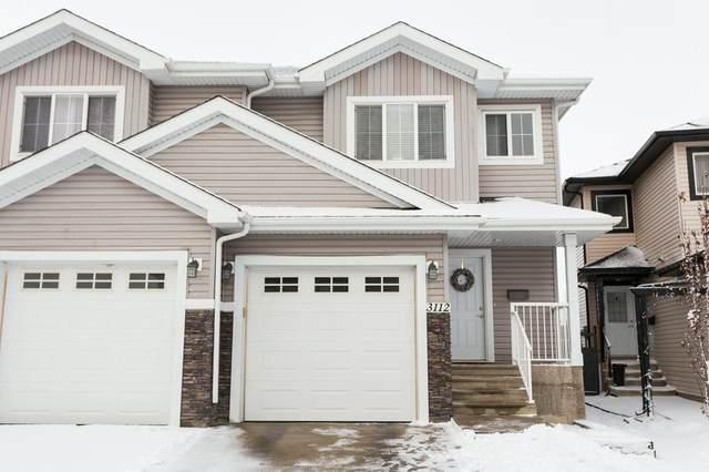 3112 152 Avenue, Edmonton, AB T5Y 0J7 (#E4225181) :: The Foundry Real Estate Company
