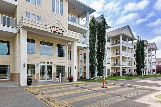 221 2741 55 Street, Edmonton, AB T6L 7G7 (#E4225195) :: The Foundry Real Estate Company