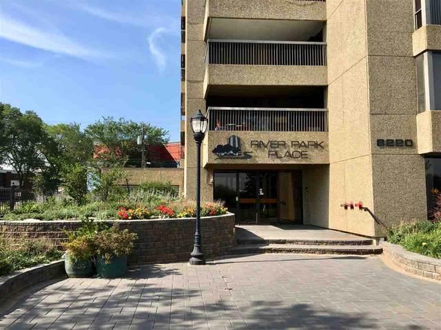 201 8220 Jasper Avenue NW, Edmonton, AB T5H 4B6 (#E4225198) :: The Foundry Real Estate Company