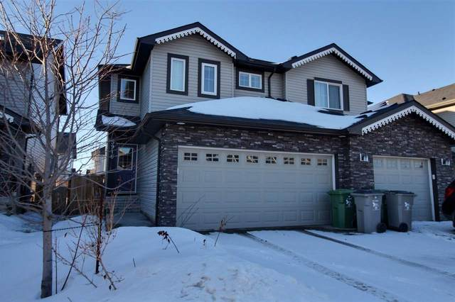 5916 63 Street, Beaumont, AB T4X 0X2 (#E4225209) :: The Foundry Real Estate Company