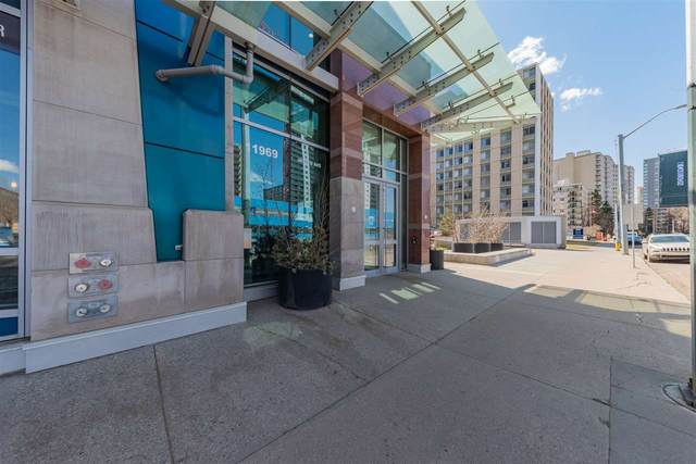 401 11969 Jasper Avenue, Edmonton, AB T5K 0P1 (#E4225214) :: The Foundry Real Estate Company