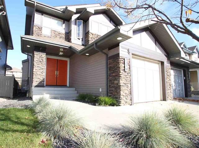 2275 Austin Way, Edmonton, AB T6W 0L3 (#E4225216) :: The Foundry Real Estate Company