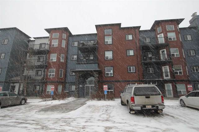 301 396 Silver_Berry Road, Edmonton, AB T6T 0H1 (#E4225220) :: The Foundry Real Estate Company