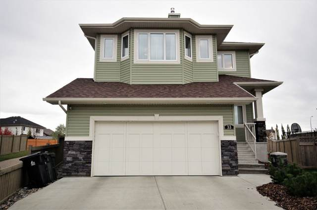 33 Hewitt Circle, Spruce Grove, AB T7X 0K6 (#E4225228) :: The Foundry Real Estate Company