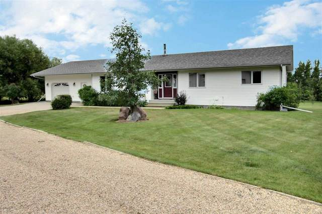 51101 Rge Rd 54, Rural Parkland County, AB T0E 2H0 (#E4225237) :: The Foundry Real Estate Company
