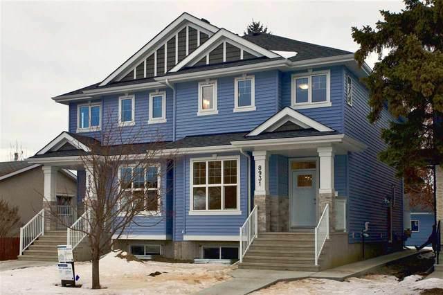 8931 155 Street, Edmonton, AB T5R 1W3 (#E4225240) :: The Foundry Real Estate Company