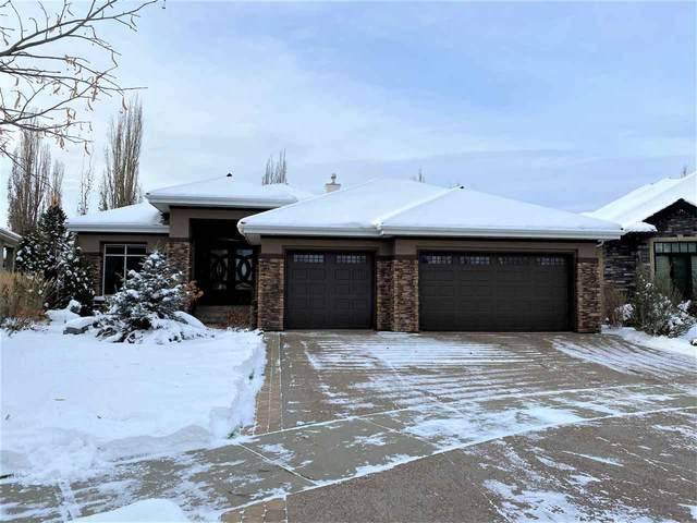 87 Kingsbury Crescent, St. Albert, AB T8N 6X7 (#E4225255) :: The Foundry Real Estate Company