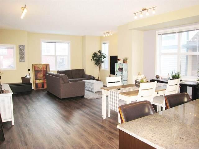 44 655 Watt Boulevard, Edmonton, AB T6X 0Y2 (#E4225267) :: The Foundry Real Estate Company