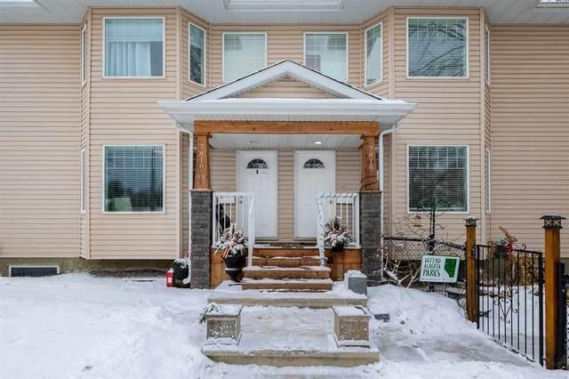 7818 98 Street, Edmonton, AB T6E 1N7 (#E4225268) :: Initia Real Estate