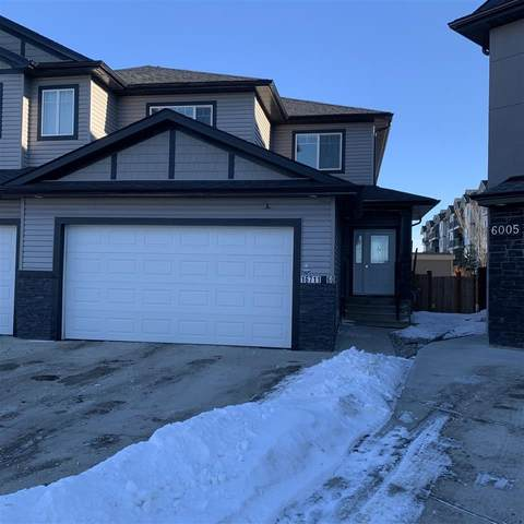 16711 60 Street NW, Edmonton, AB T5Y 0W6 (#E4225269) :: The Foundry Real Estate Company