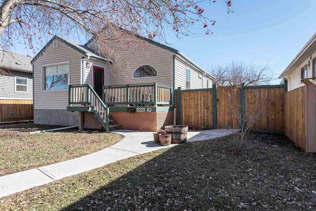 12221 83 Street, Edmonton, AB T5B 3A1 (#E4225271) :: The Foundry Real Estate Company