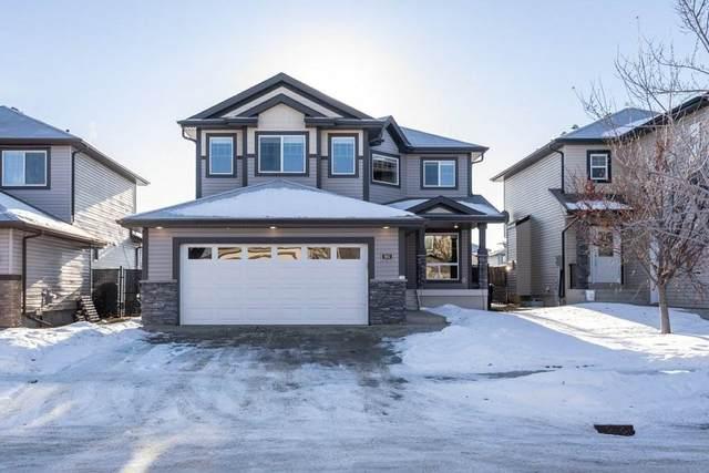 95 Sonora Crescent, Fort Saskatchewan, AB T8L 0G1 (#E4225275) :: The Foundry Real Estate Company