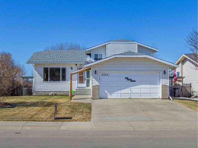 5314 44 Street, Cold Lake, AB T9M 2B4 (#E4225297) :: The Foundry Real Estate Company