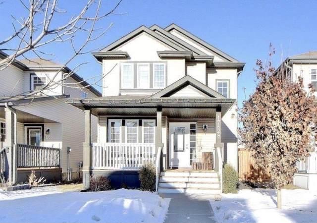 17628 6 Avenue, Edmonton, AB T6W 2G6 (#E4225302) :: The Foundry Real Estate Company