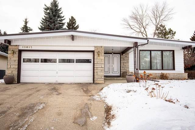 15012 63 Street, Edmonton, AB T5A 2B8 (#E4225303) :: The Foundry Real Estate Company