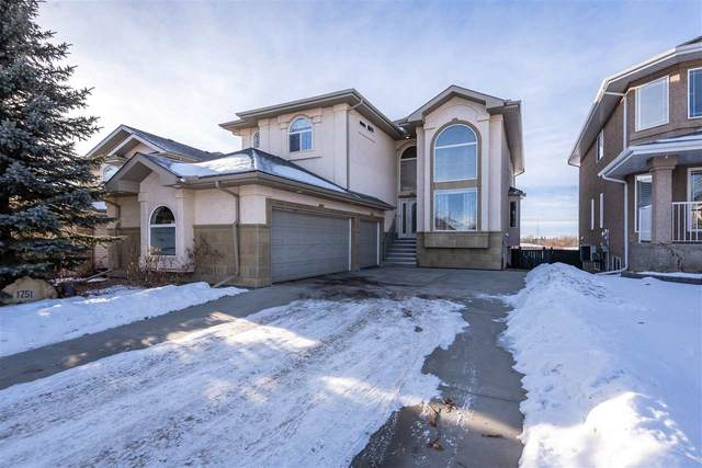 1751 Haswell Cove, Edmonton, AB T6R 3A9 (#E4225306) :: The Foundry Real Estate Company