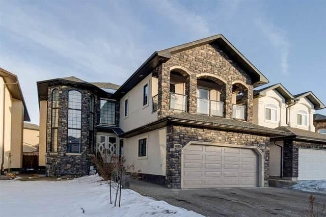 1511 68 Street, Edmonton, AB T6X 0G8 (#E4225307) :: The Foundry Real Estate Company