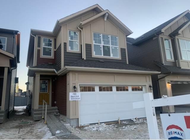 1988 Kroetsch Crescent, Edmonton, AB T6W 4J3 (#E4225315) :: The Foundry Real Estate Company