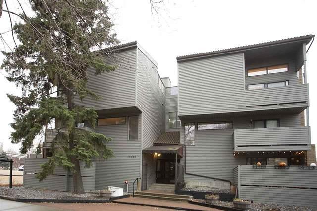 5 10032 113 Street, Edmonton, AB T5K 1N8 (#E4225334) :: The Foundry Real Estate Company